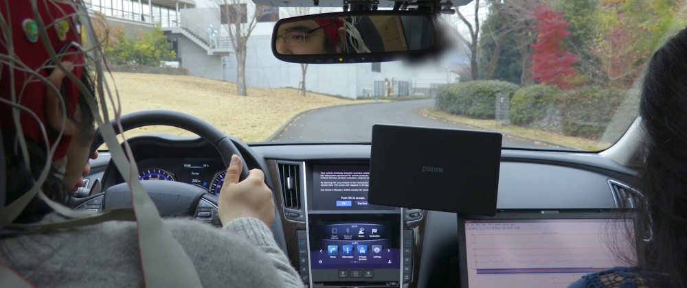 Nissan Brain-to-Vehicle technology redefines future of driving