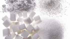Azúcar en distintas presentaciones.