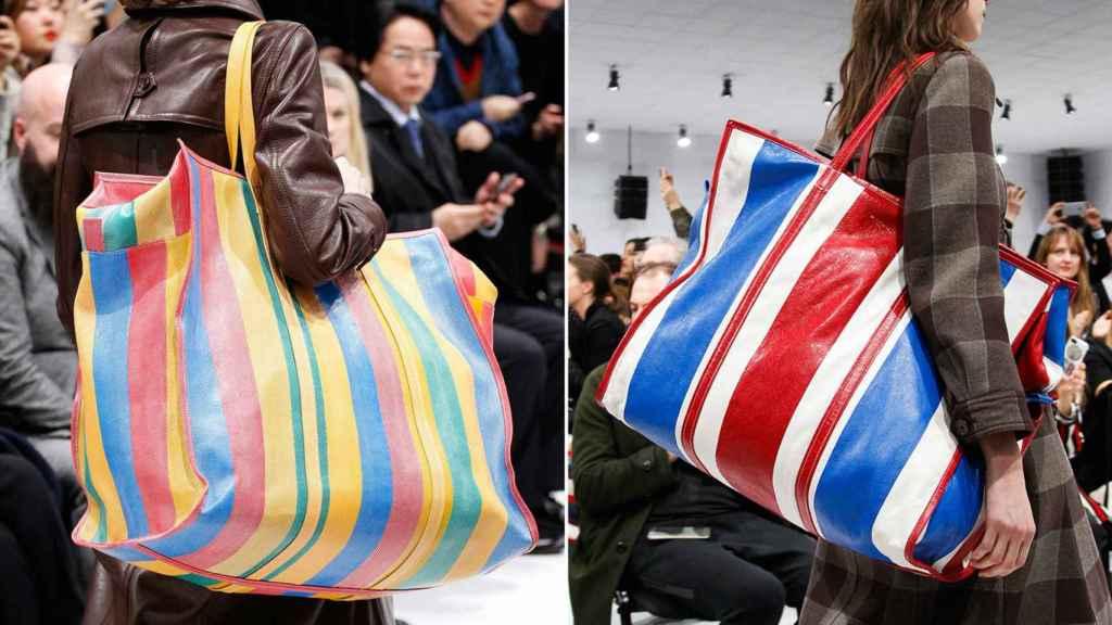 Los nuevos bolsos de Balenciaga.