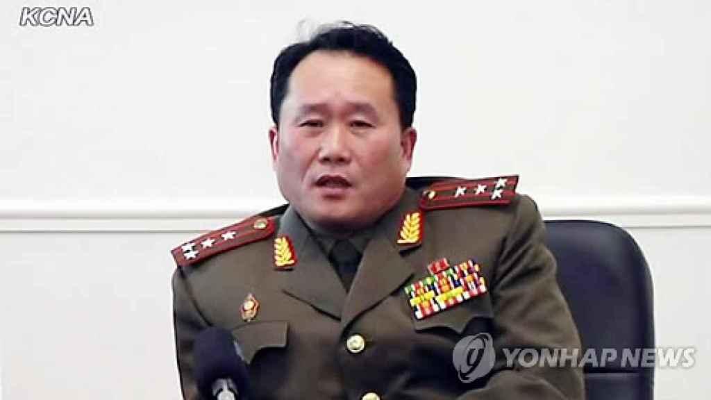 Ri Son-gwon, respnsable de asuntos intercoreanos de Pyongyang, en una imagen del canal oficial norcoreano.