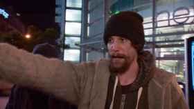 Una imagen de Chris Parker difundida por la BBC.