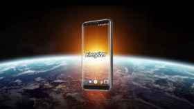 Energizer presenta un móvil con batería y pantalla «infinita»