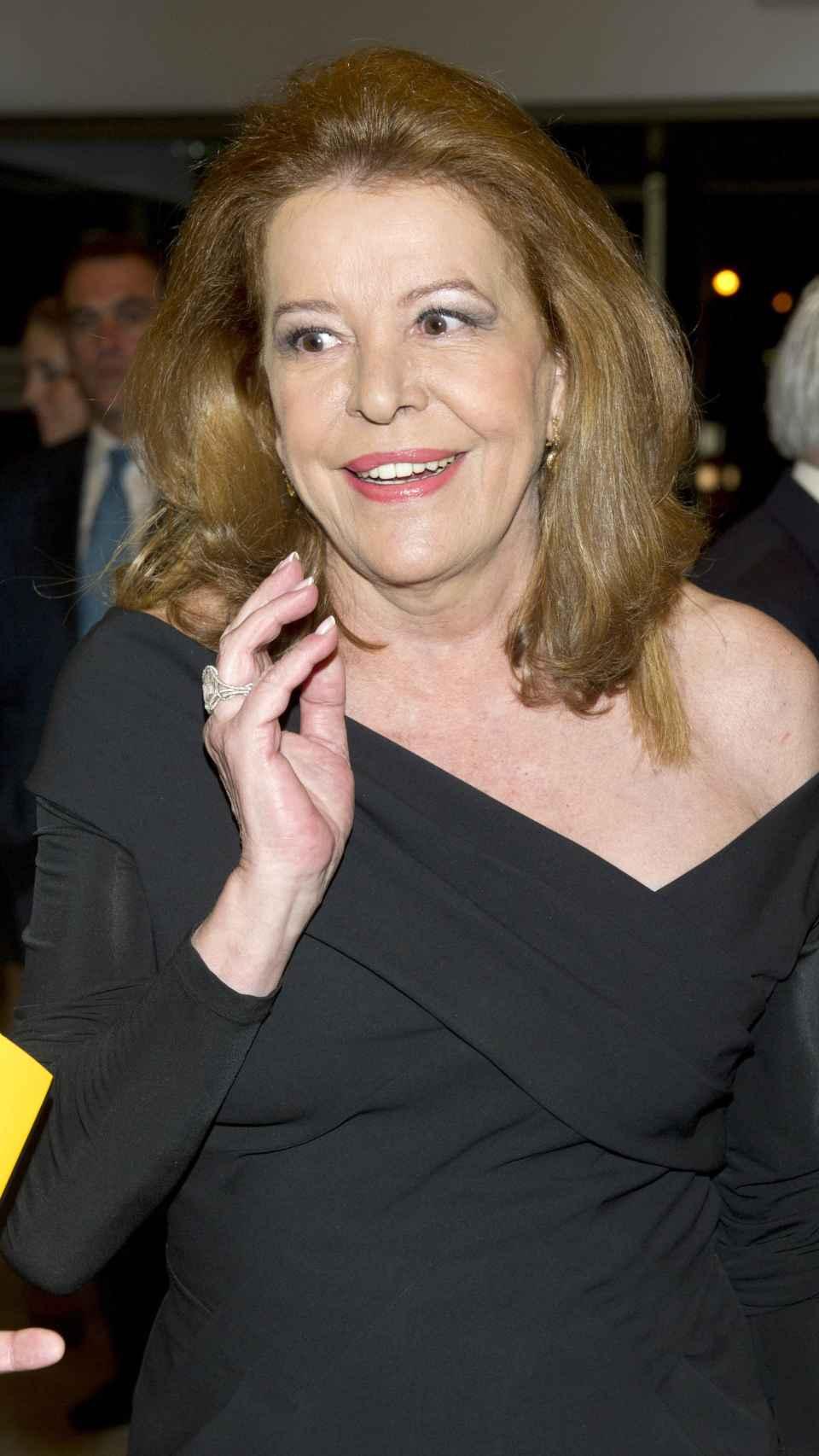 Mariluz Barreiros.