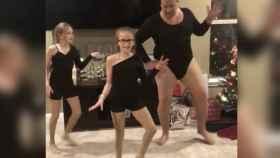 El vídeo de Steve con sus hijas acumula casi 27 millones de visitas