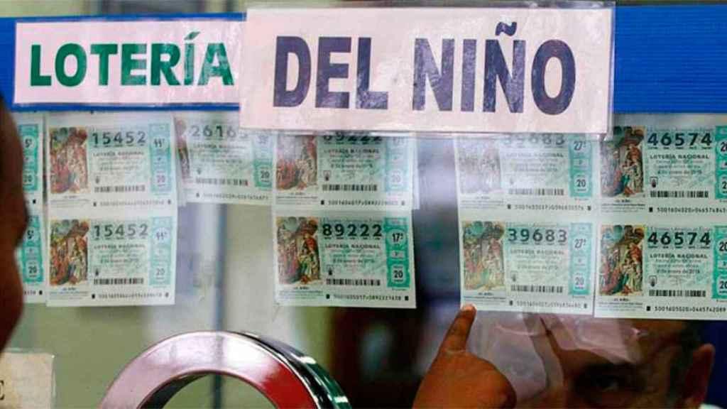 Este año el sorteo tiene lugar en Ávila.