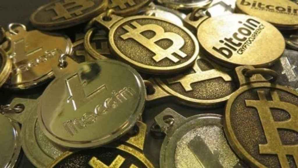 Imagen de recurso sobre criptomonedas.
