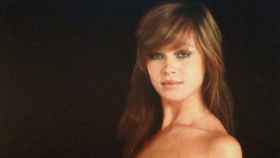 La cantante Marisol en la portada de 'Interviú'.