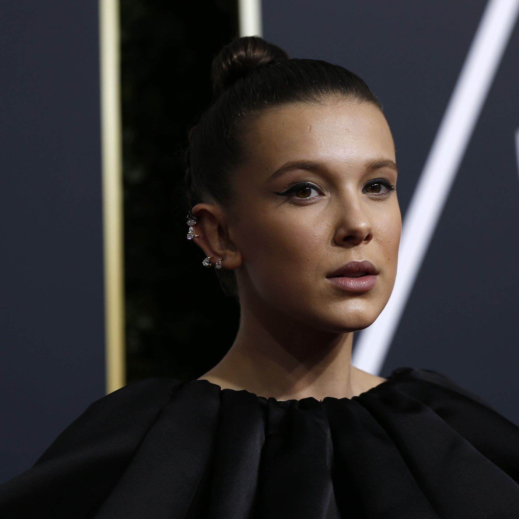 Millie Bobby Brown, de Stranger Things.