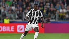 Matuidi, con la Juventus. Foto: juventus.com