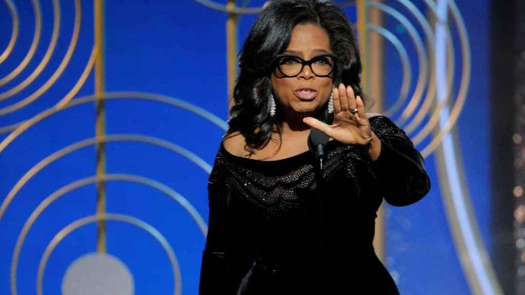 ¿Oprah 2020? La reina de la tele coquetea con una hipotética candidatura a la Casa Blanca