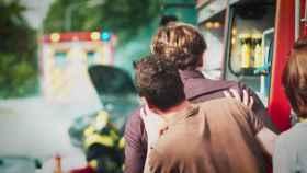 El cortometraje nos mete en la piel de tres 'mirones' durante un accidente de tráfico