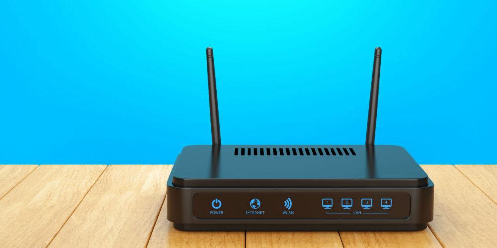 wifi router antena