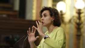 La ministra Dolors Montserrat.