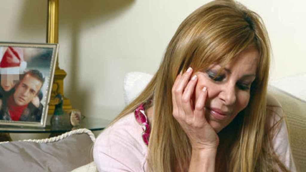 Ana Obregón en la revista 'QMD'.
