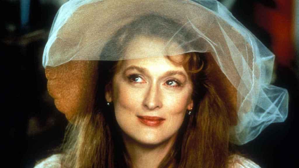 Meryl Streep en la casa de los espíritus.
