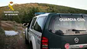 zamora guardia civil todoterreno montanha