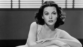 La actriz Hedy Lamarr protagonizó el primer desnudo del cine.