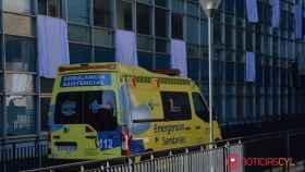 112 ambulancia salamanca