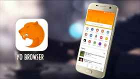 Este nuevo navegador web es espectacular: descarga Yo Browser