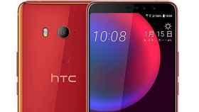 HTC prepara el U11 EYEs, nuevo móvil con doble cámara frontal