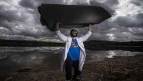 Jesús Candel, 'Spiriman', médico de Granada que lidera las protestas contra la gestión sanitaria andaluza