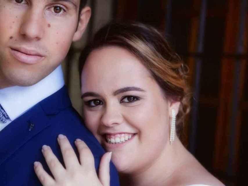 David y Ana se casaron en septiembre