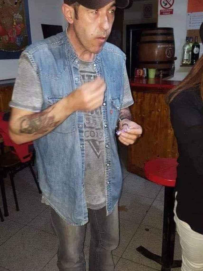 Rafael Quevedo, el conductor kamikaze