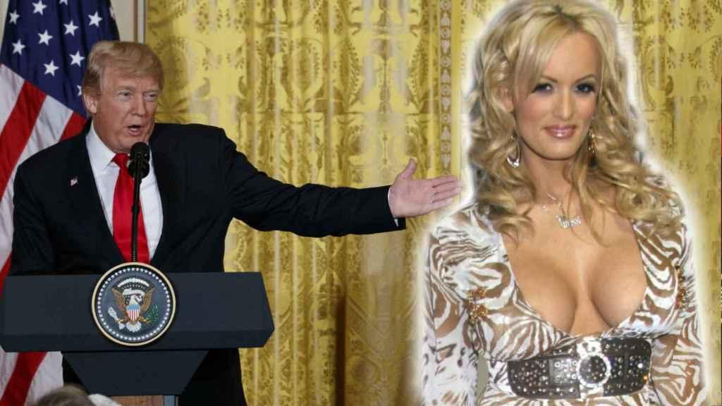 'Stormy Daniels' ha permanecido en silencio para no dañar la imagen del presidente de EEUU.