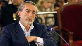 El empresario y presunto líder de la trama Gürtel, Francisco Correa.
