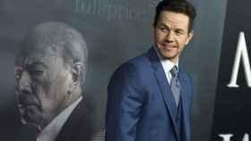 Mark Wahlberg, en la premier de la película 'All the Money in the World'.