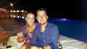 Antonio y Maje celebraron su luna de miel en República Dominicana