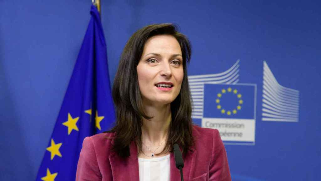 La comisaria de Economía Digital, Mariya Gabriel