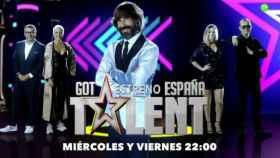 'Got talent' regresa el miércoles, y el viernes irá a por 'TCMS'