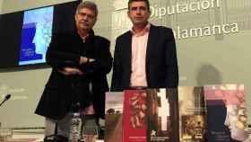 Francisco Blanco y Julian Barrera