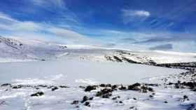 zamora sanabria nieve laguna peces (7)