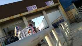 Dos mujeres mueren por una avalancha en el lado marroquí de la frontera de Ceuta