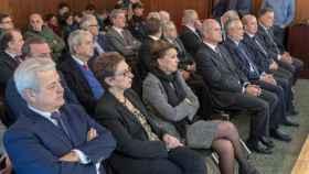 Banquillo del juicio a los responsables políticos de los ERE./
