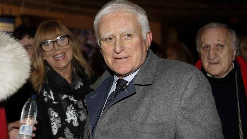 Paolo Vasile, consejero delegado de Mediaset.