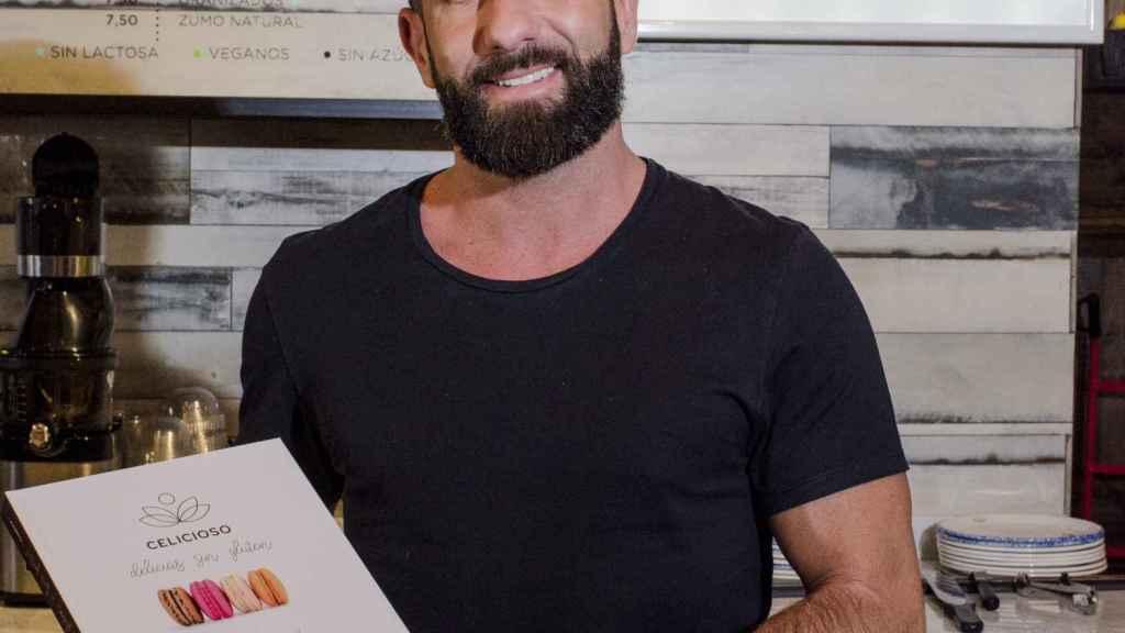 Santiago Godfrid, fundador de Celicioso.