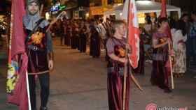 desfile feria imperiales comuneros semana renacentista medina valladolid 38