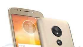 La primera imagen del Moto E5 revela un lector de huellas muy especial
