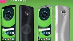 Nuevos Motorola Moto X5, Moto G6, G6 Plus y G6 Play filtrados
