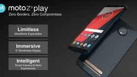 Filtrados los nuevos Motorola Moto Z3, Z3 Play y un motoMOD para 5G