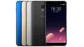 Nuevo Meizu M6S: con Samsung Exynos, pantalla 18:9 y sin botón frontal