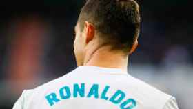 Cristiano Ronaldo Foto: Manu Laya / El Bernabéu