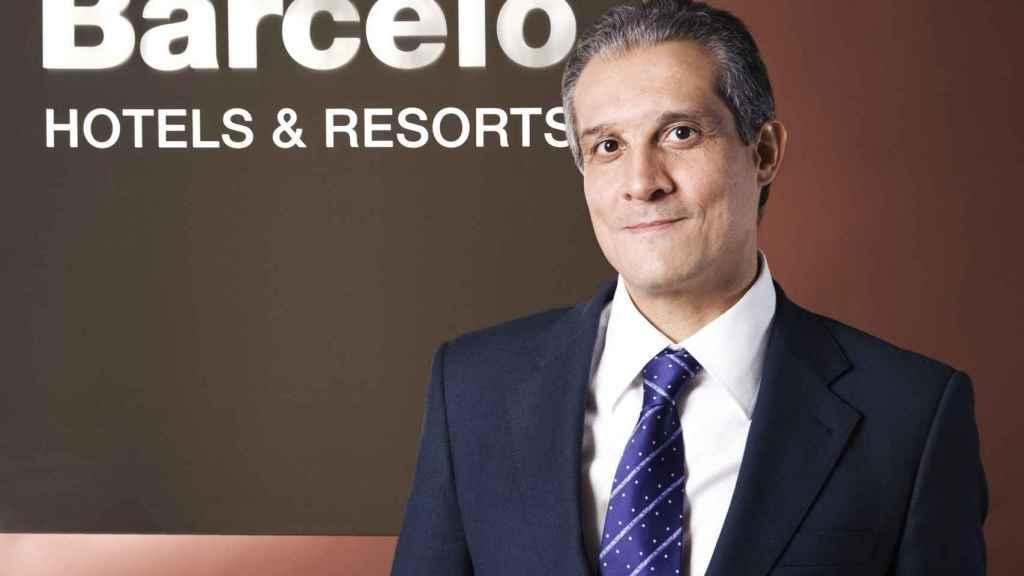 Raúl González, CEO de la región EMEA del Grupo Barceló.