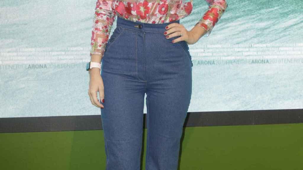 Marta Torné en el evento.