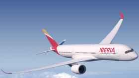 Imagen del nuevo Airbus 350-900.
