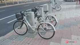 bicicletas aparcamiento hospital