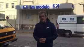 Luis Moya ya está recuperado de su aneurisma cerebral.